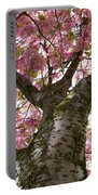 Enkhiuzen Cherry Blossoms Portable Battery Charger