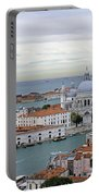 Entrance To Grand Canal Venice Portable Battery Charger