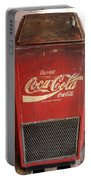 Epcot Old Coke Portable Battery Charger