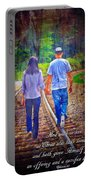 Ephesians 5 2 Portable Battery Charger