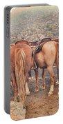 Equine Gossip - Haleakala Portable Battery Charger