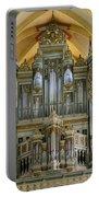 Erfurt Pipe Organ Portable Battery Charger