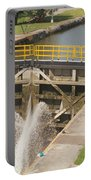 Erie Canal Lock Portable Battery Charger