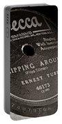 Ernest Tubb Vinyl Record Portable Battery Charger