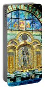 Ernst Fuchs Museum Mural Portable Battery Charger