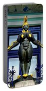 Ernst Fuchs Museum Nude Statue Portable Battery Charger