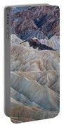 Erosional Landscape - Zabriskie Point Portable Battery Charger