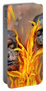 Eternal Damnation Portable Battery Charger