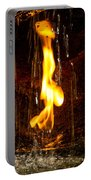 Eternal Flame  Portable Battery Charger