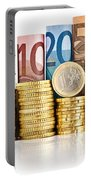 Euro Currency Portable Battery Charger