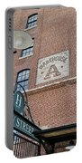Eutaw Street Portable Battery Charger by Susan Candelario