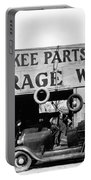 Evans Garage, 1936 Portable Battery Charger