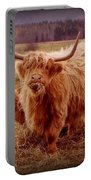 Even Cape Breton Cattle Have Character Portable Battery Charger