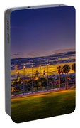 Evening At The Park Portable Battery Charger