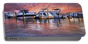 Evening Harbor Portable Battery Charger