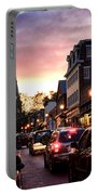 Evening In Annapolis Portable Battery Charger