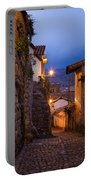 Evening In Cusco  Portable Battery Charger