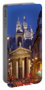 Evening In Paris Portable Battery Charger