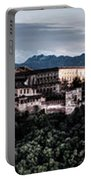 Evening In The Alhambra Portable Battery Charger