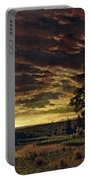 Evening On The Prairie Portable Battery Charger