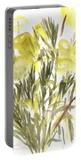 Evening Primroses Portable Battery Charger