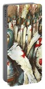 Templar Procession  Portable Battery Charger