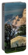 Evening Thunderstorms Portable Battery Charger