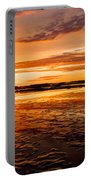 Eventide At Cedar Key Portable Battery Charger