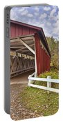 Everett Covered Bridge Portable Battery Charger