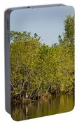 Everglades'  Egrets Portable Battery Charger