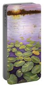 Everglades Evening Portable Battery Charger