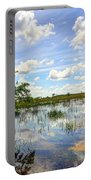 Everglades Landscape 8 Portable Battery Charger
