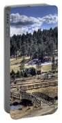 Evergreen Colorado Lakehouse Portable Battery Charger