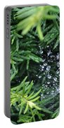 Evergreen Rain Portable Battery Charger