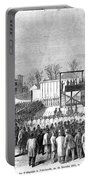 Execution Of Henry Wirzhenry Wirz Portable Battery Charger