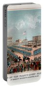 Execution Of The Thirty Eight Sioux Indians Portable Battery Charger