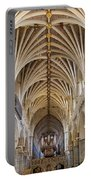 Exeter Cathedral And Organ Portable Battery Charger