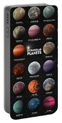Exoplanets Portable Battery Charger