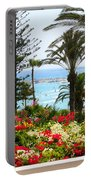 Exotic Beach Portable Battery Charger