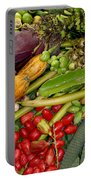 Exotic Fruits Portable Battery Charger