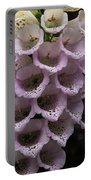 Exquisite Foxgloves Up Close Portable Battery Charger