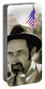 Extra With Flag In Hat The Great White Hope Set Globe Arizona 1969-2008 Portable Battery Charger