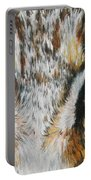 Eye-catching Bobcat Portable Battery Charger by Barbara Keith