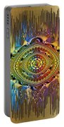Eye Of The Rainbow Portable Battery Charger