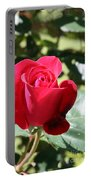 Fabulous Red Rose Portable Battery Charger