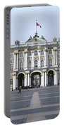 Facade Of A Museum, State Hermitage Portable Battery Charger