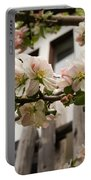 Facades And Fruit Trees Portable Battery Charger