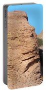 Face Of The Monolith Portable Battery Charger