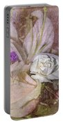 Faded Beauty Portable Battery Charger