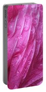 Faded Blossom Portable Battery Charger